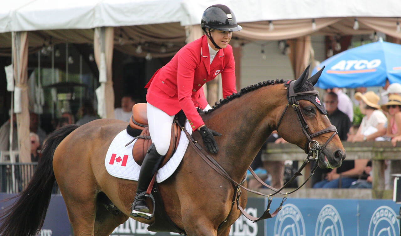 Thumbnail for Canadian Show Jumper Nicole Walker Filing Appeal