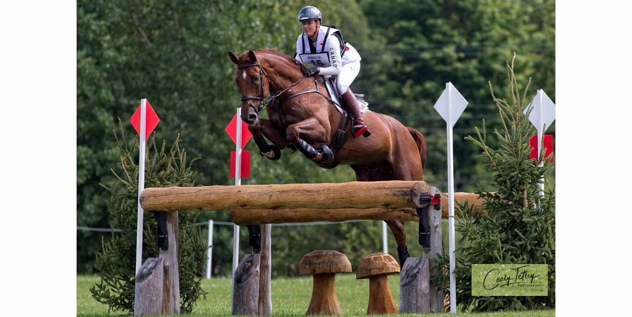 Thumbnail for FEI Eventing Nations Cup Bromont and other dates announced
