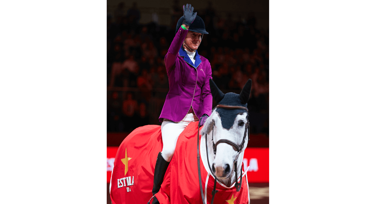 Thumbnail for Luciana Diniz crowned winner of the Estrella Damm Trophy in Madrid
