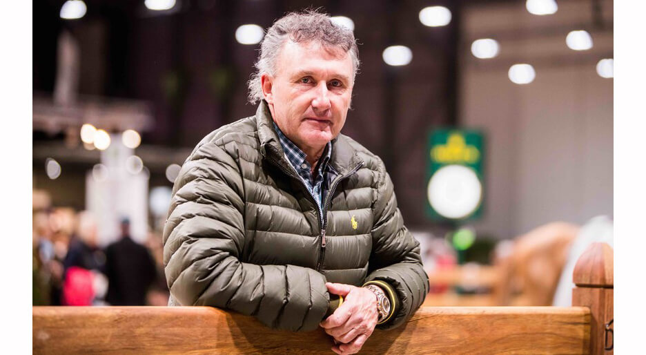 Thumbnail for In conversation with show jumper Peter Charles at CHI Geneva