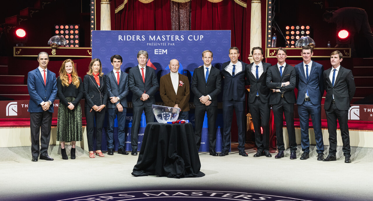 Two Canadians among duelling athletes at Riders Masters Cup