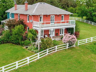 Thumbnail for $1,090,000 for a gorgeous horse farm in Campbellcroft, Ontario