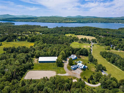 Thumbnail for $3,800,000 for an equestrian's paradise in Magog, Quebec