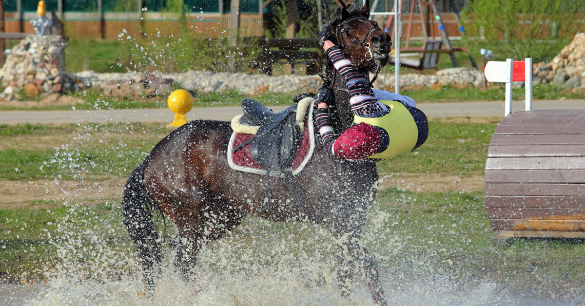 Thumbnail for How do we Stop Eventing Riders From Over-Facing Themselves?