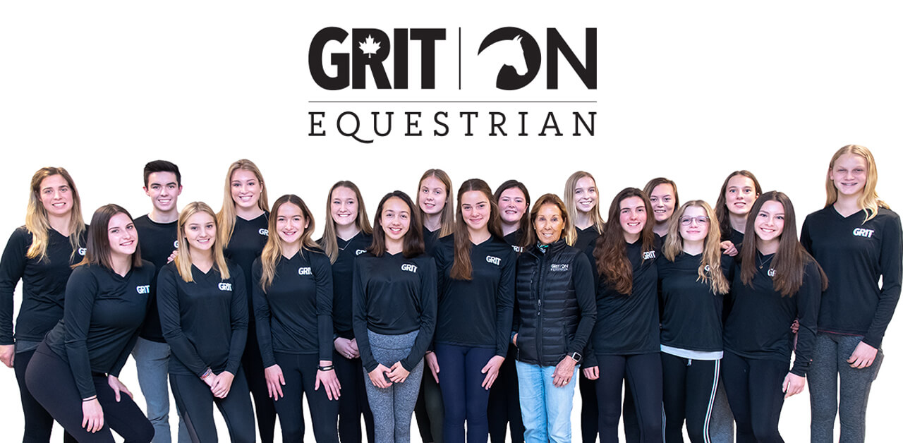 Ontario Equestrian Announces GRIT Training Program Athletes