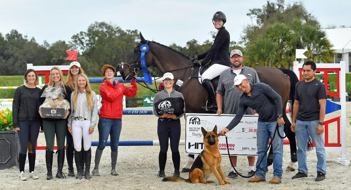 HITS Ocala wraps up first week of competition in Florida