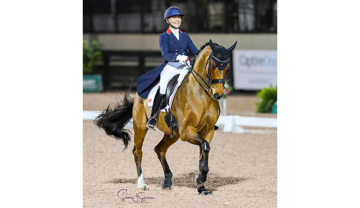 Thumbnail for Canada's Jill Irving scores personal best in AGDF Freestyle