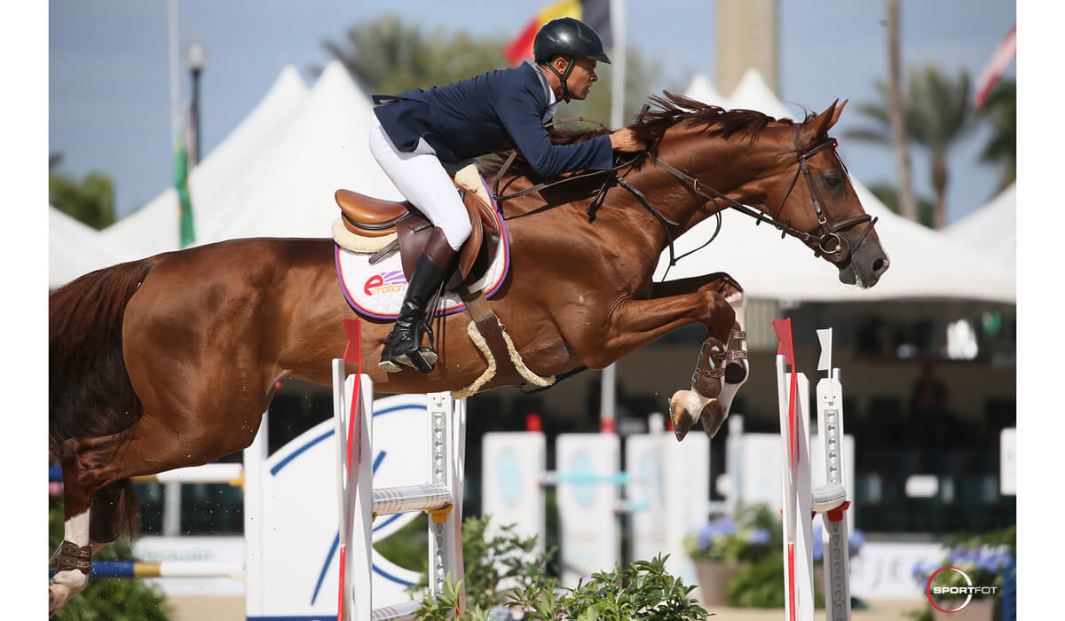 Thumbnail for Brazil wins but Canada strong in Equinimity WEF Challenge Cup Rnd 1