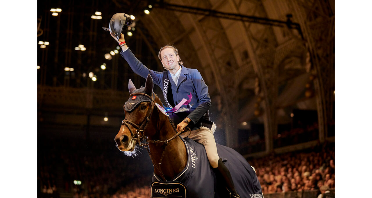 Thumbnail for Martin Fuchs rockets to the top of the FEI World Rankings