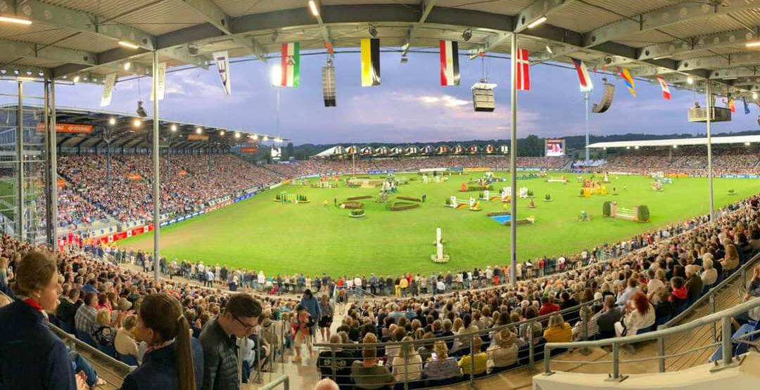 CHIO Aachen increases prize money to nearly 3.5 million Euros