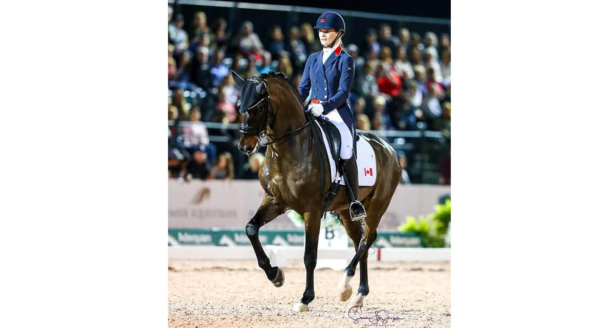 Thumbnail for Lindsay Kellock and Sebastien score personal best in Freestyle at AGDF