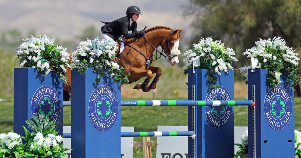 Ali Ramsay (CAN) and Lutz . (ESI)