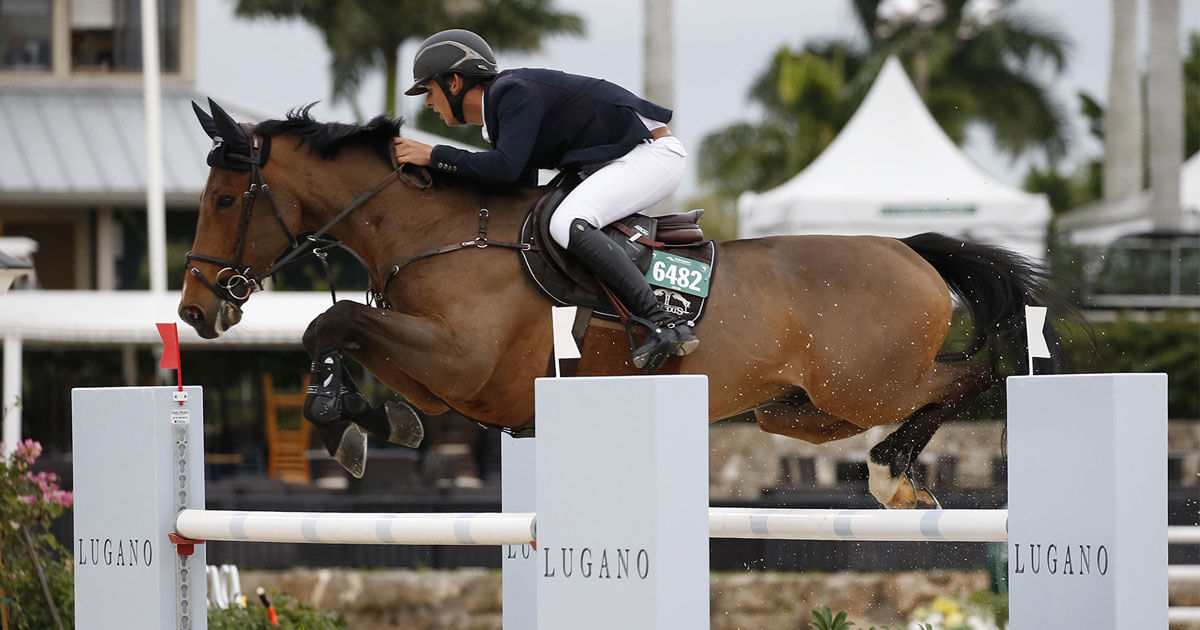 Bertram Allen's WEF debut season keeps getting better