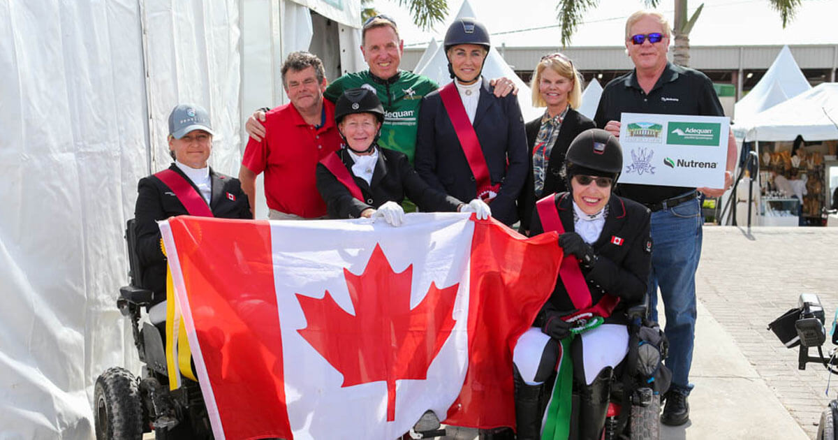 Thumbnail for EC comments on Canadian Para-Dressage Team Tokyo Qualification