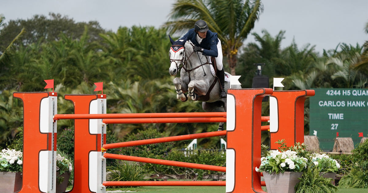 Thumbnail for Guerreiro takes U25 Grand Prix; Lutz tops CP Grand Prix at WEF