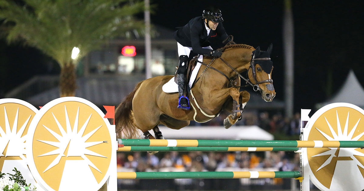 Thumbnail for Eric Lamaze Guides Chacco Kid to Third Spot in $401,000 Grand Prix