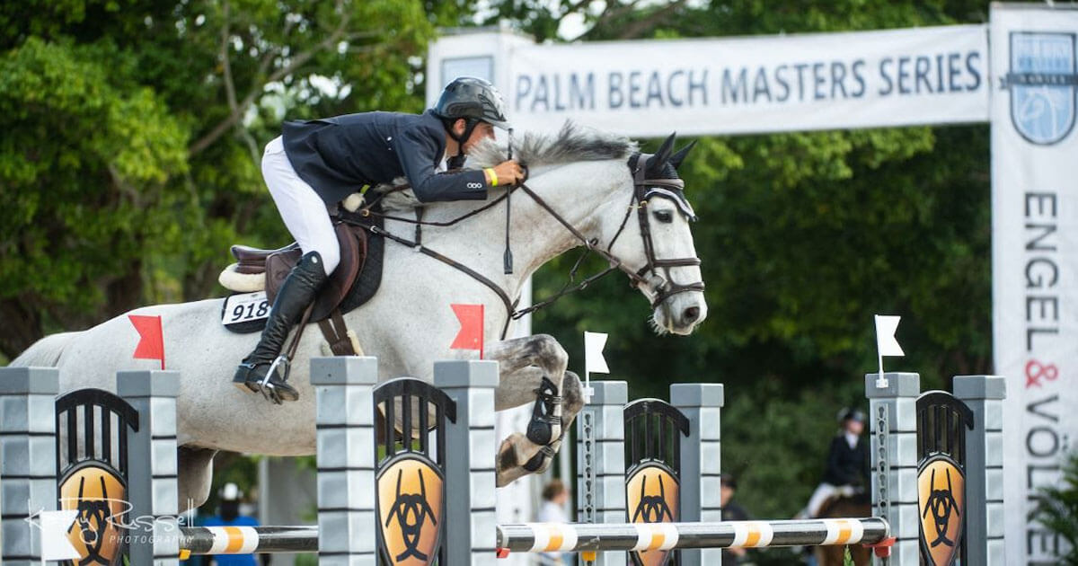 Thumbnail for Canadian Eric Krawitt Takes $5,000 Welcome at Palm Beach Masters