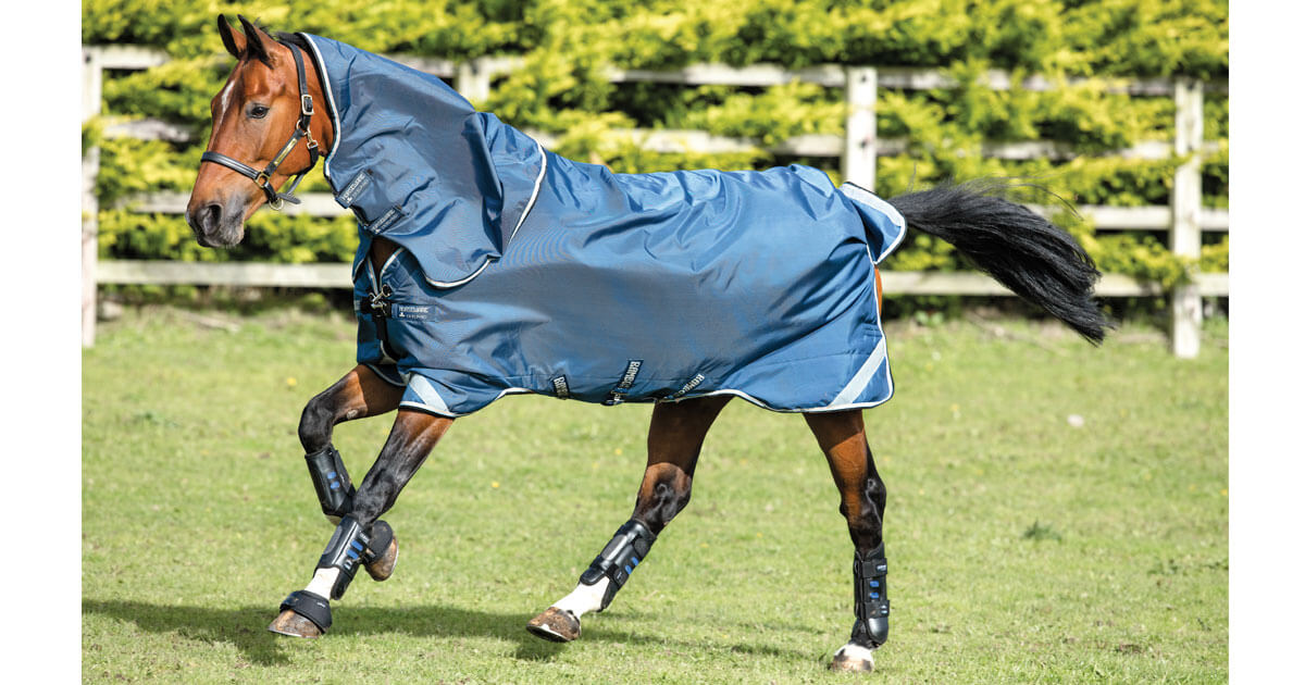 Horseware Ireland offers the Rambo, Rhino and Amigo blanket ranges, in addition to a large array of rider wear, equipment, a sports therapy line and pet accessories.