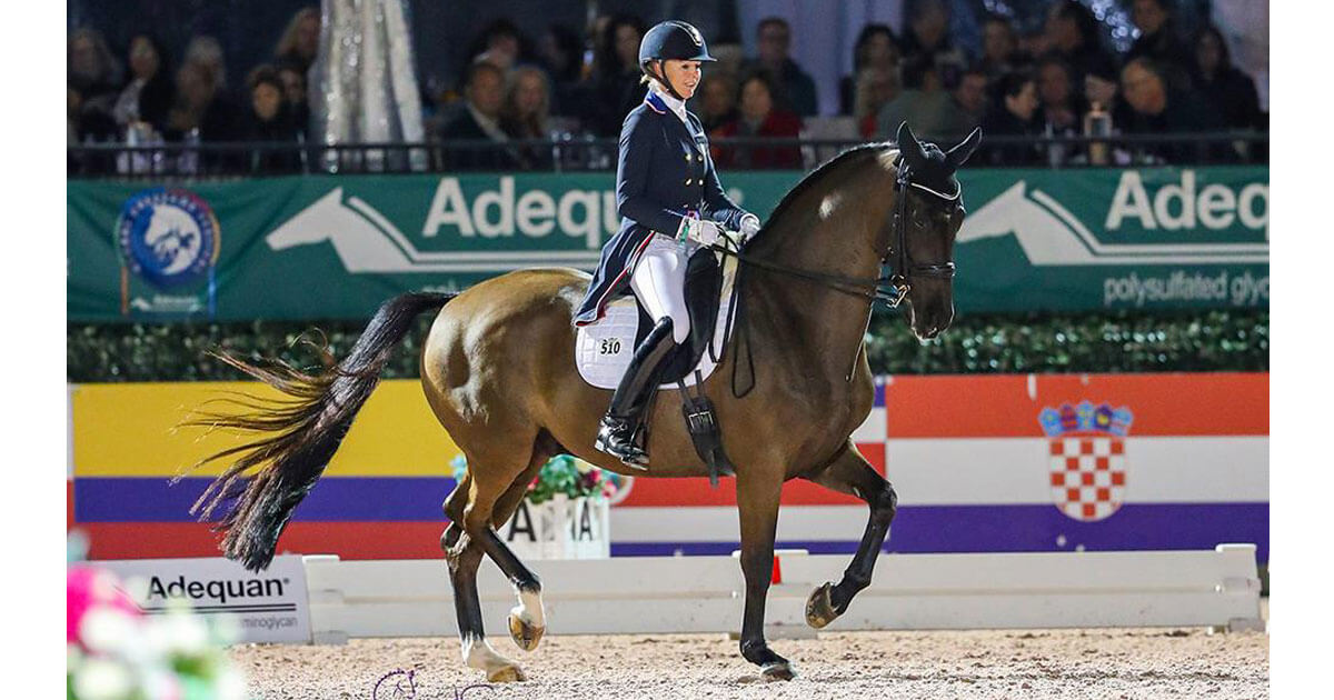 Katherine Bateson Chandler goes two-for-two at AGDF
