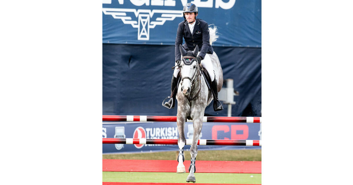 Thumbnail for Amy Millar Third as CSIO5* Gets Underway at the Palm Beach Masters