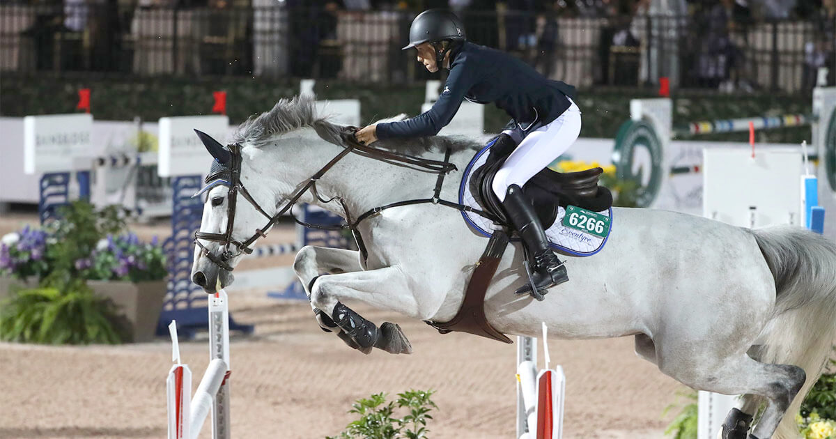 Thumbnail for Canada's Rachel Cornacchia close second in Friday Night Grand Prix