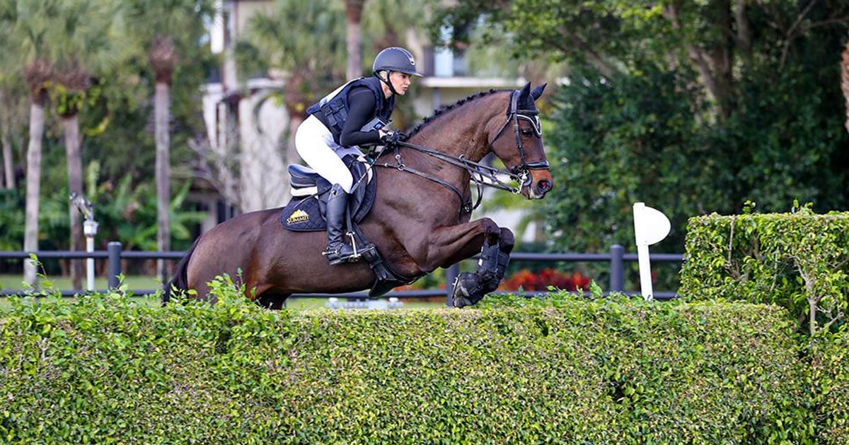 Thumbnail for Marilyn Little and RF Scandalous win $50,000 MARS Eventing Showcase