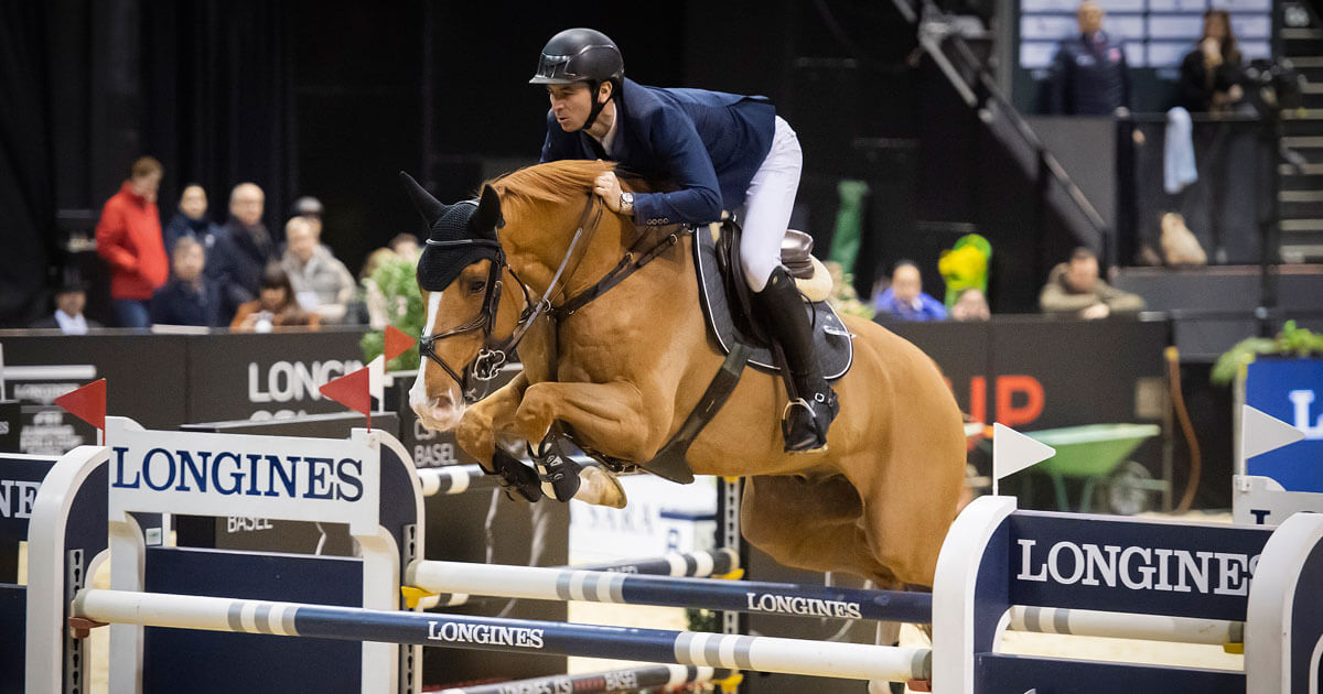 Thumbnail for Steve Guerdat returns to the top of the Longines World Rankings