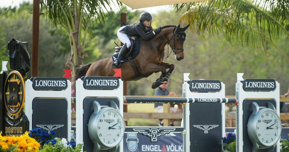 Shulman and Villamoura victorious in Palm Beach Masters Classic
