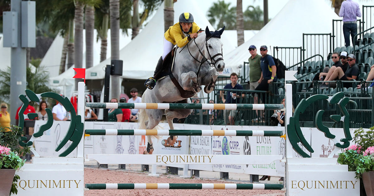 Thumbnail for Yuri Mansur of Brazil wins the WEF Challenge Cup Round 6