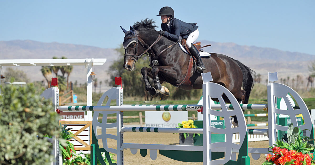 Ali Ramsay and Casino dominate $100,000 Diamond Tour Grand Prix at DIHS
