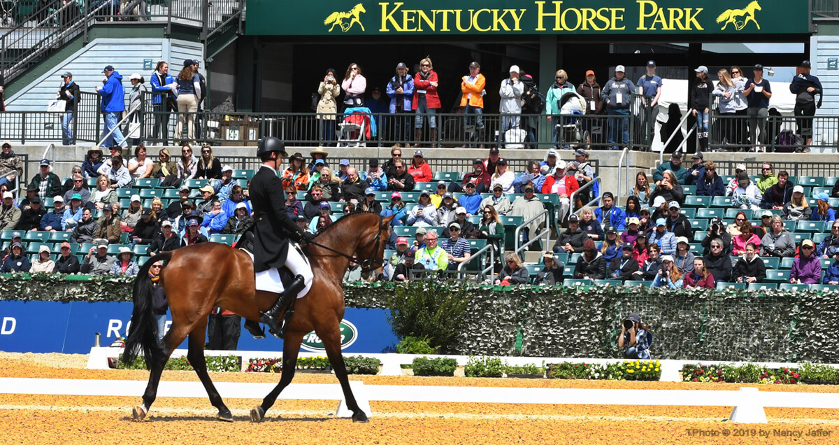 What's on the agenda for the Kentucky Horse Park?