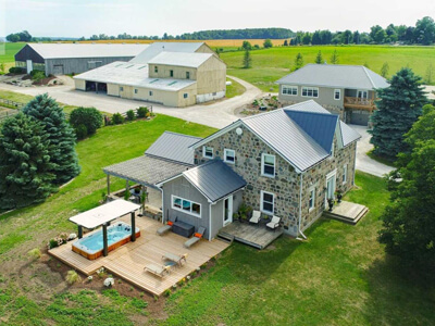 Thumbnail for $3,595,000 for exceptional country estate & equestrian facility in Mono, ON