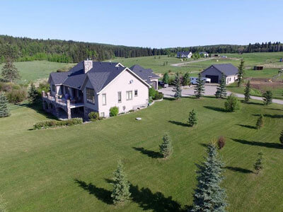Thumbnail for $1,400,000 for a beautiful house and equestrian-ready farm in Priddis, Alberta