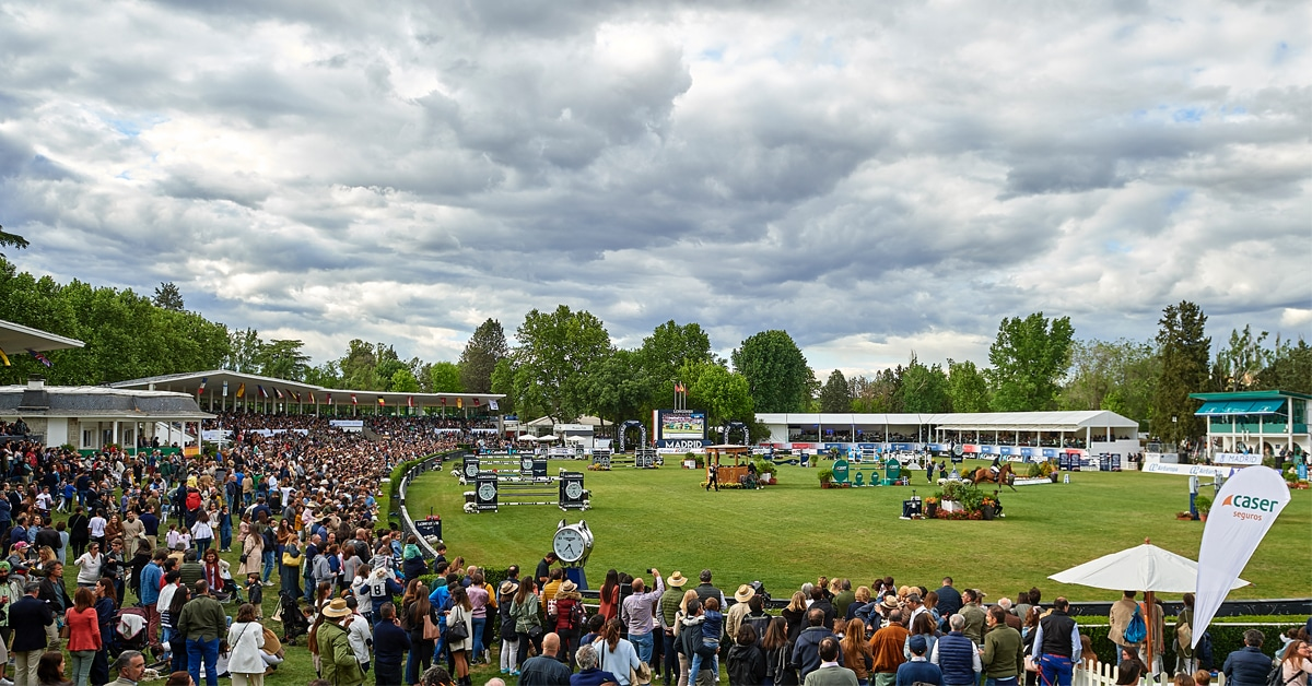 Longines Global Champions Tour / CSI Madrid will be postponed.