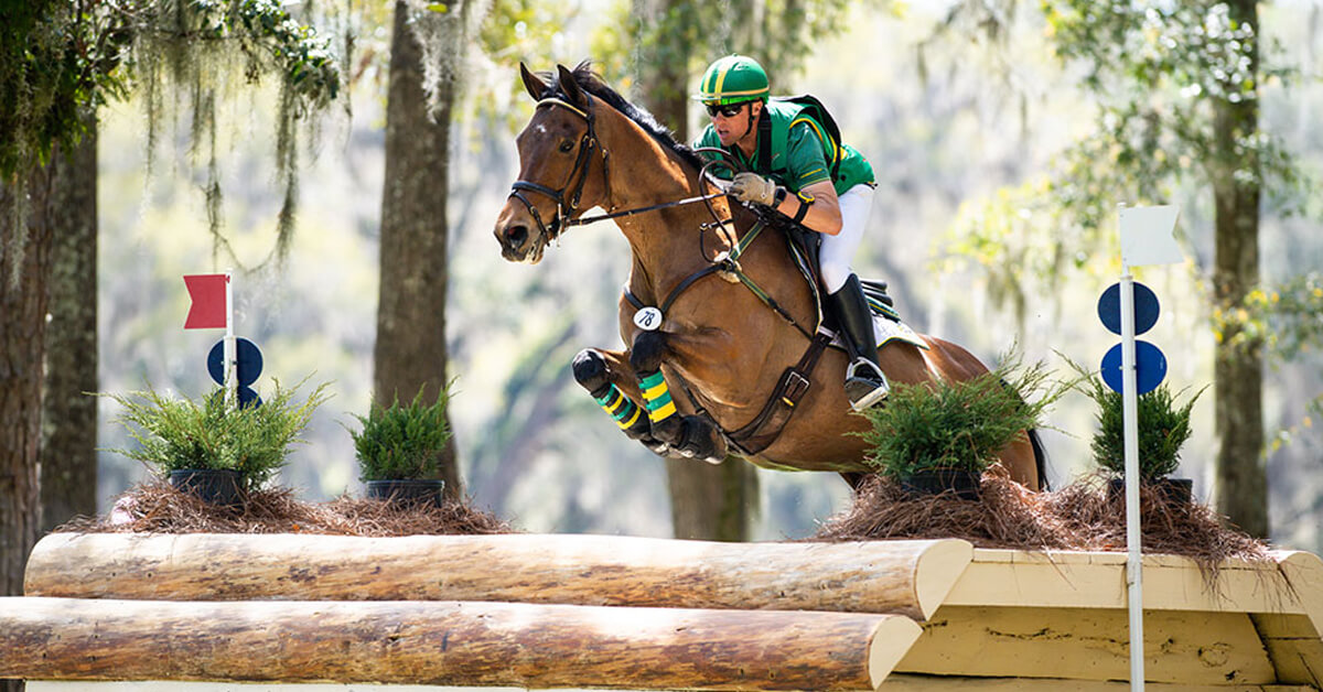 Thumbnail for Canadians strong at season's first CCI4*-S at Red Hills International