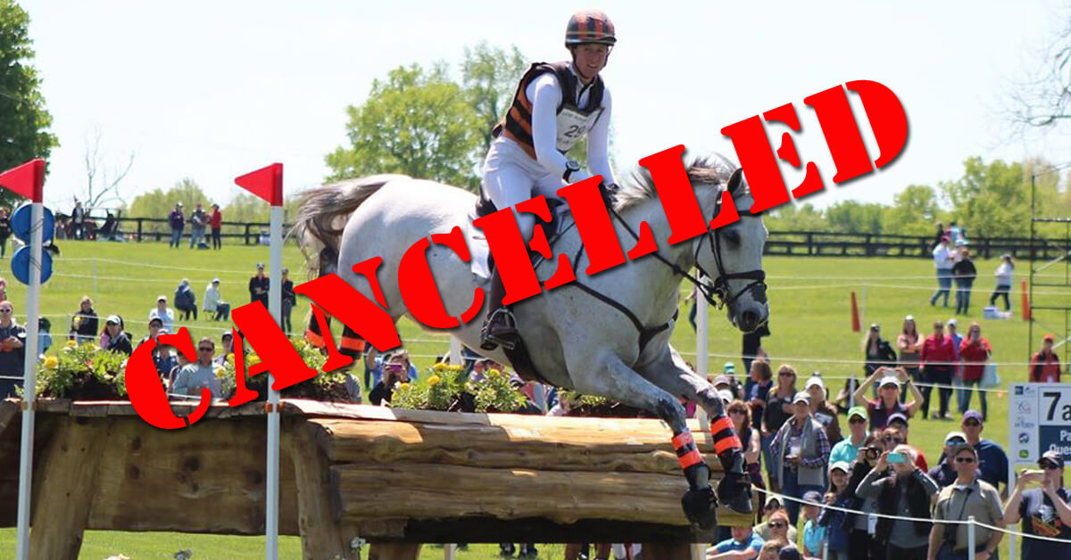 Thumbnail for Land Rover Kentucky CCI5* and CSI3* Grand Prix cancelled