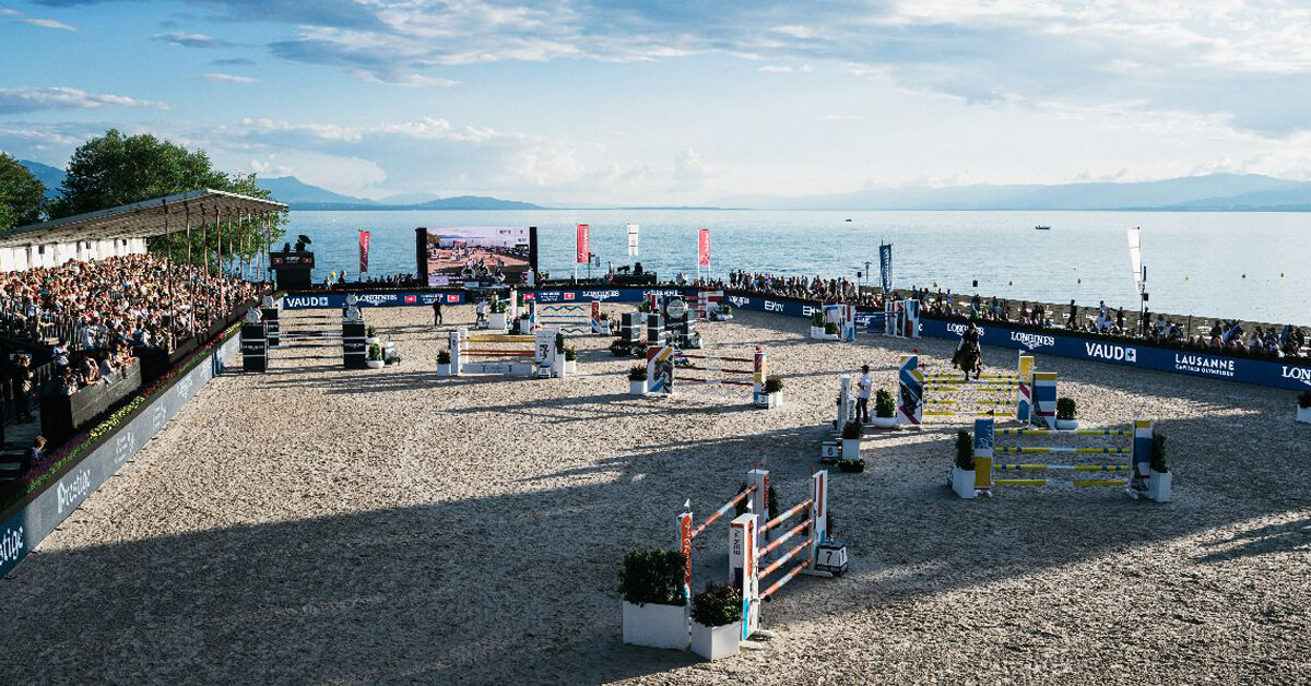 Thumbnail for Longines Masters of Lausanne cancelled due to COVID-19