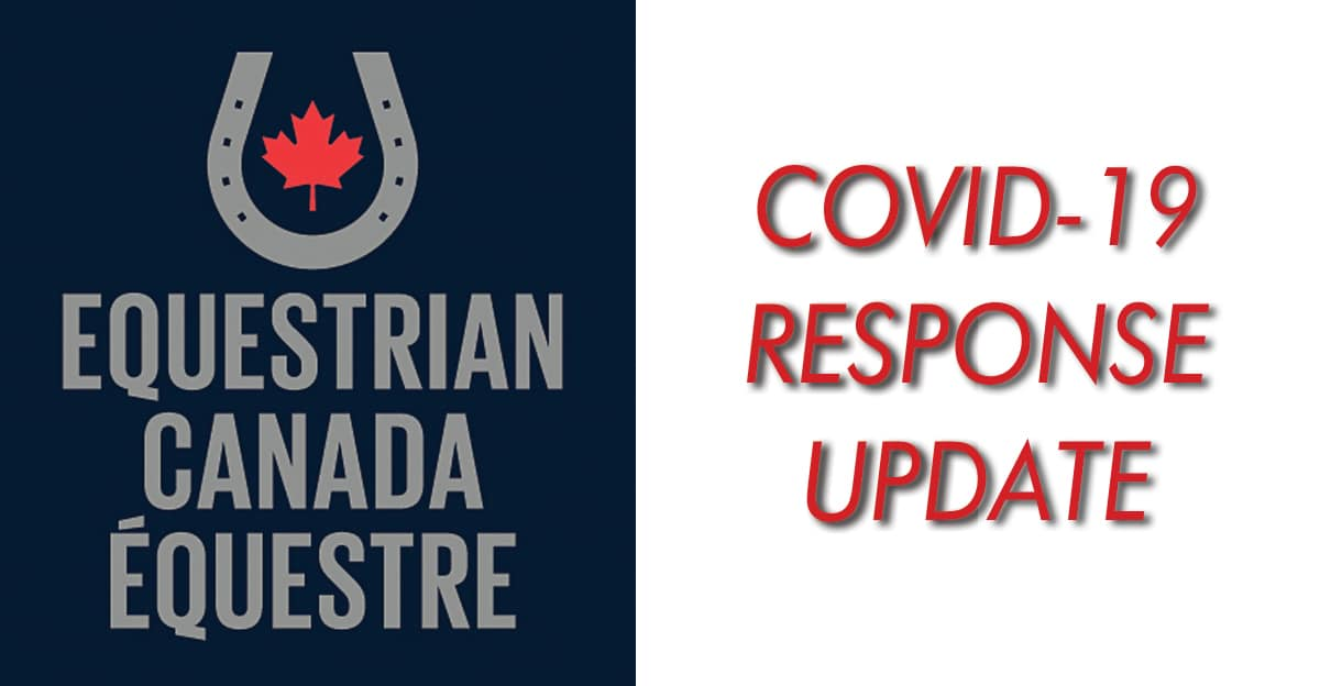 Thumbnail for Weekly COVID-19 wrap-up from Equestrian Canada