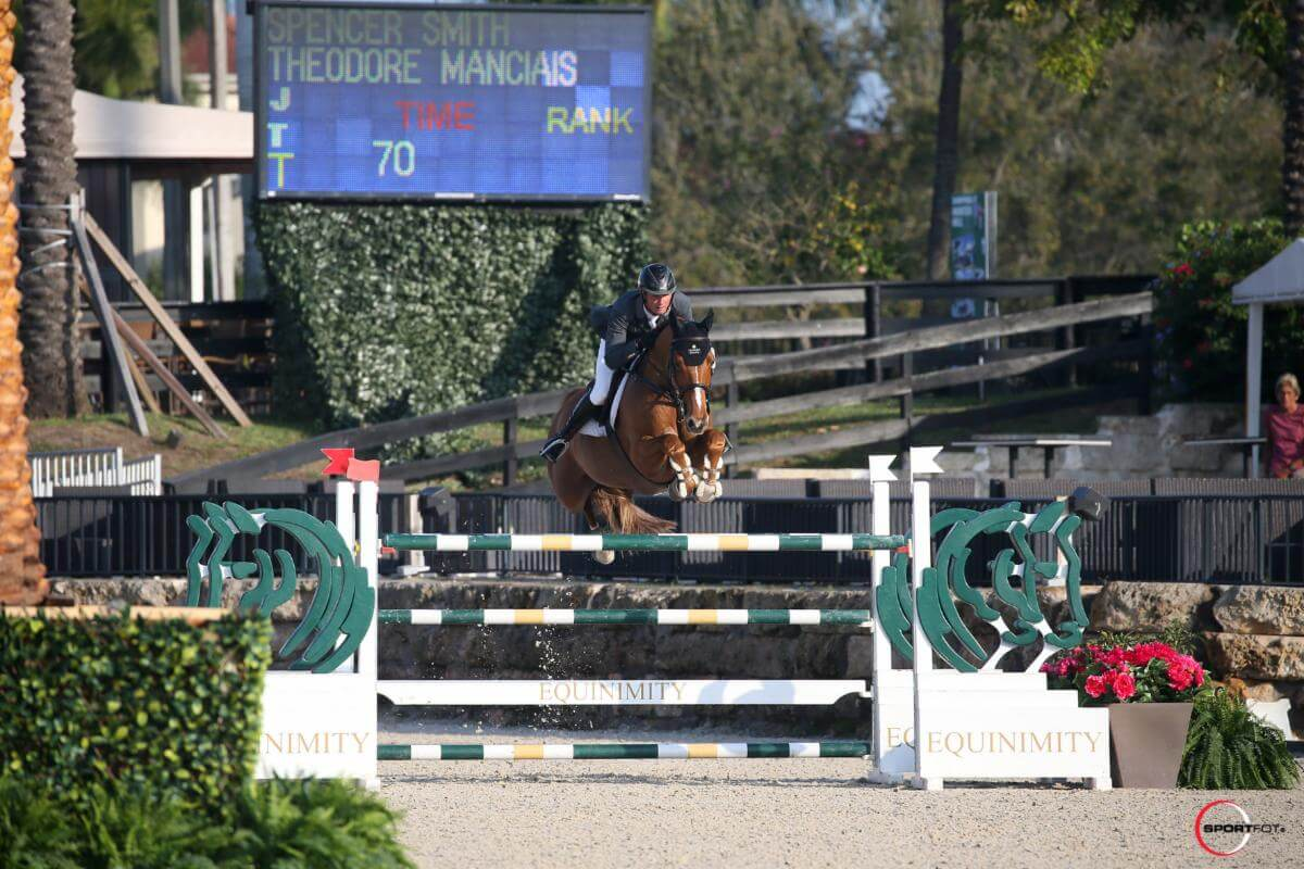Thumbnail for Lamaze student Spencer Smith Wins $137,000 WEF Challenge Cup