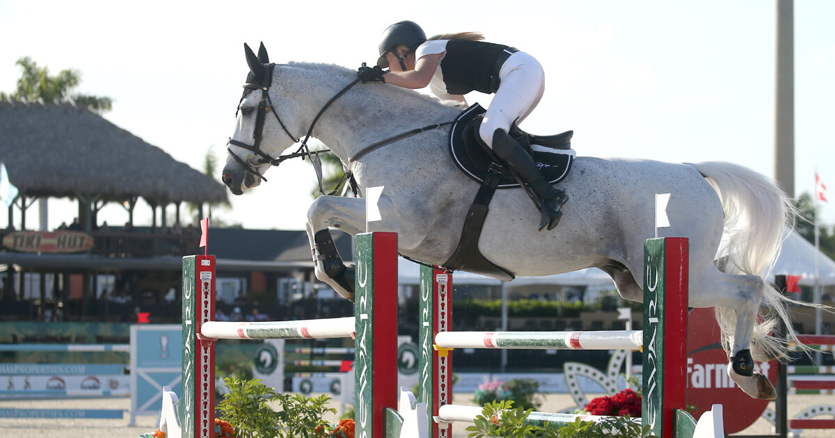 Thumbnail for Kristen Vanderveen and 'Frosty' win WEF week 9 opener