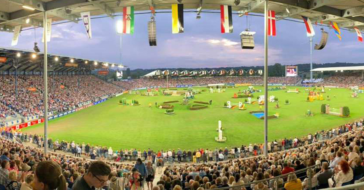 Thumbnail for Organizers say CHIO Aachen postponed to later in 2020