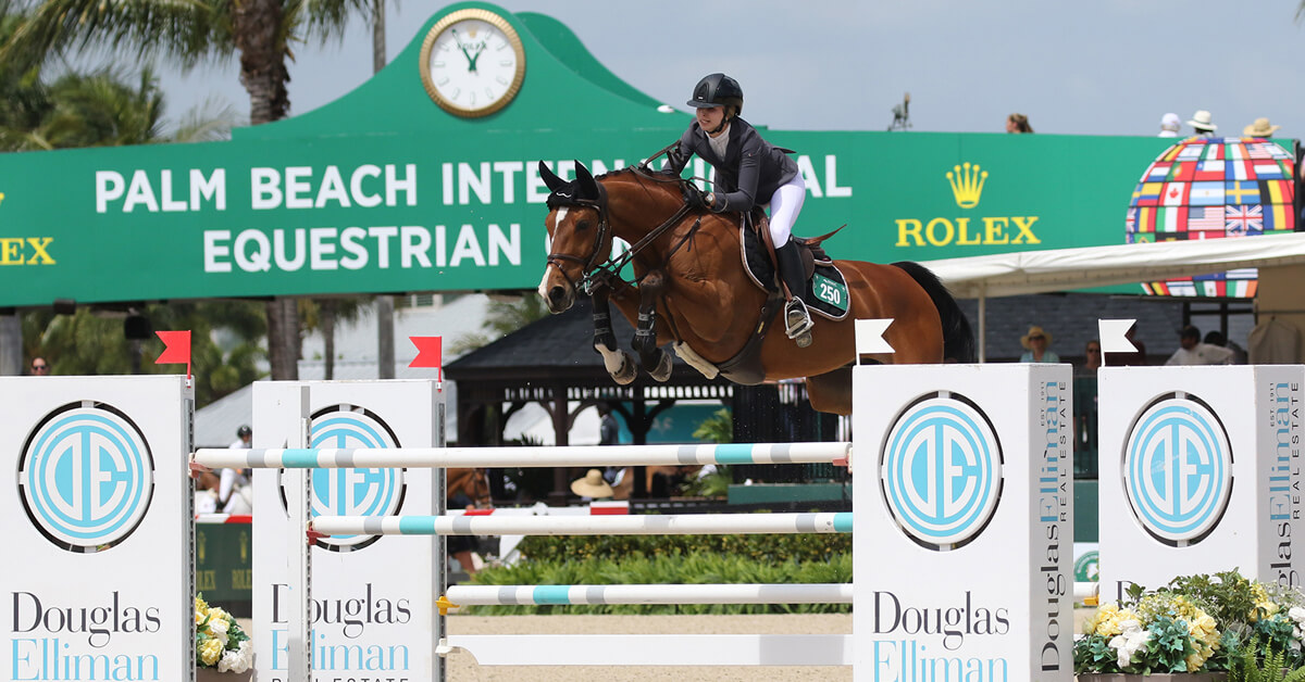Thumbnail for Abigail McArdle takes WEF Challenge Cup Round 10