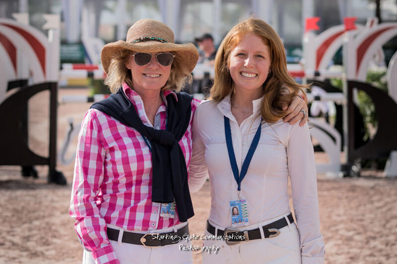 Stevie Murphy is currently training with Canadian Olympian, Beth Underhill. (Starting Gate Communications)