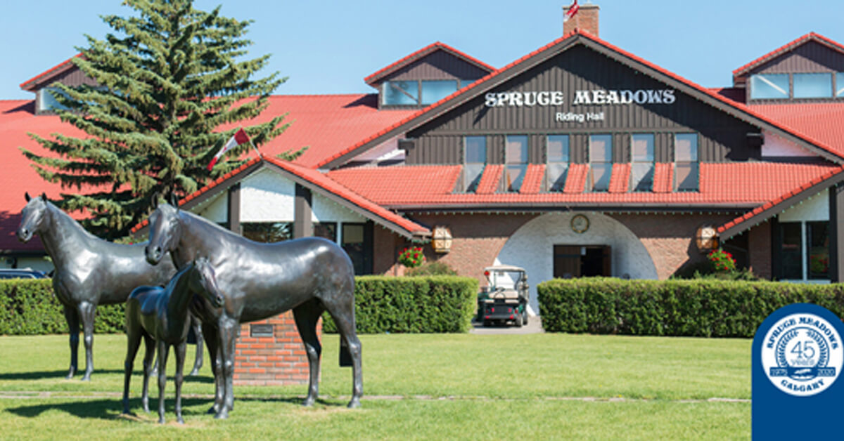 Thumbnail for Spruce Meadows Summer Series cancelled due to COVID-19