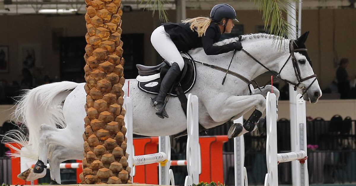 Thumbnail for Second big win for Kristen VanderVeen during WEF Week 9