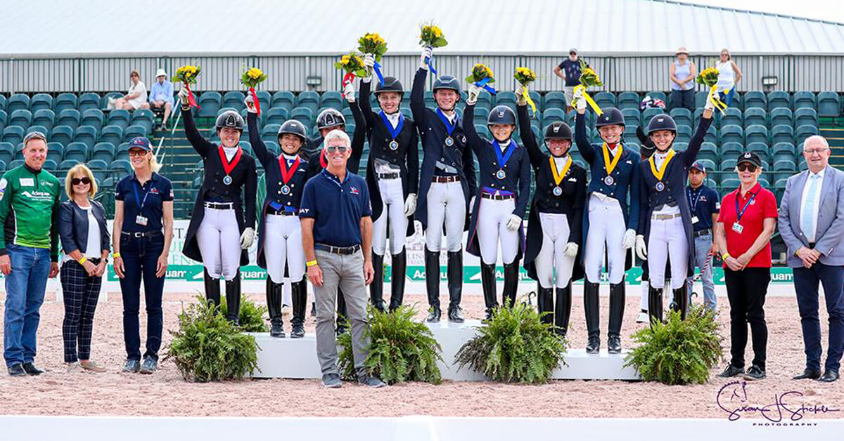 Thumbnail for Nations Cup Week underway at Global Dressage Festival