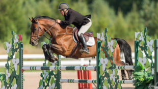 Hugh Graham (riding the apty-named Under Pressure) offers tips on making the time allowed.