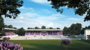 The long-awaited official opening of the World Equestrian Center takes place in January 2021.