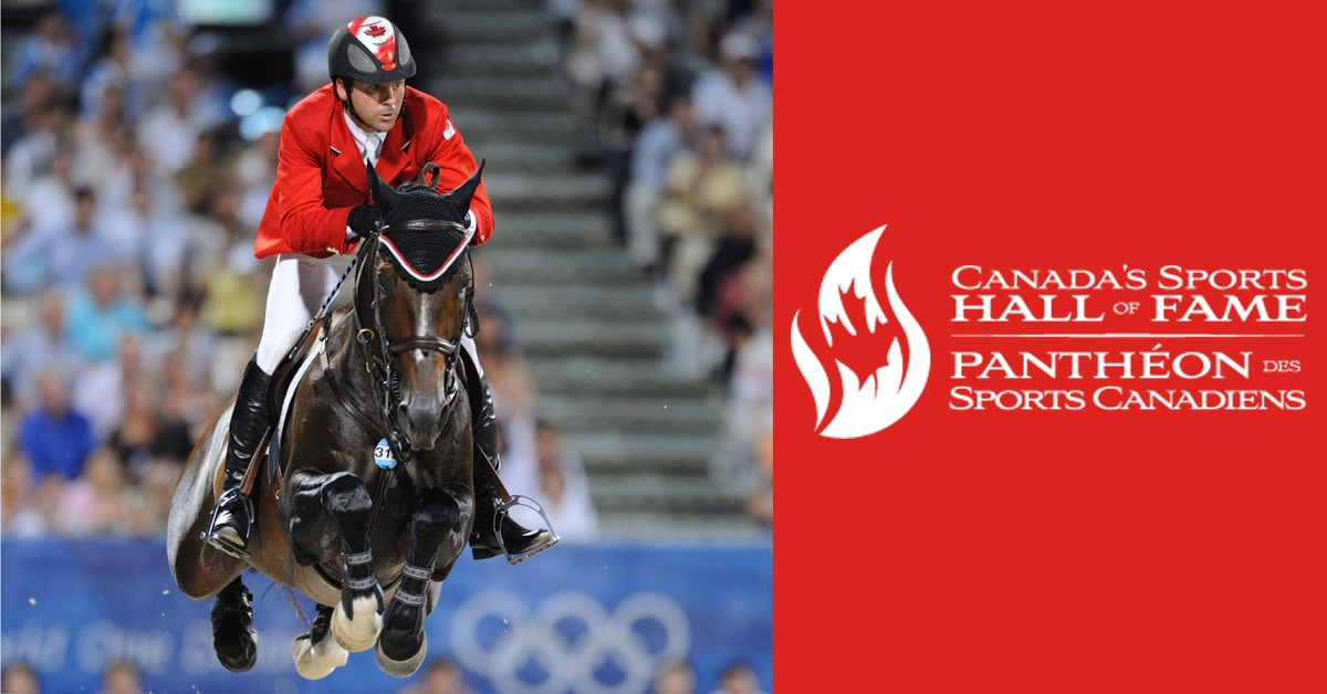 Thumbnail for Eric Lamaze and Hickstead to be Inducted into Sports Hall of Fame