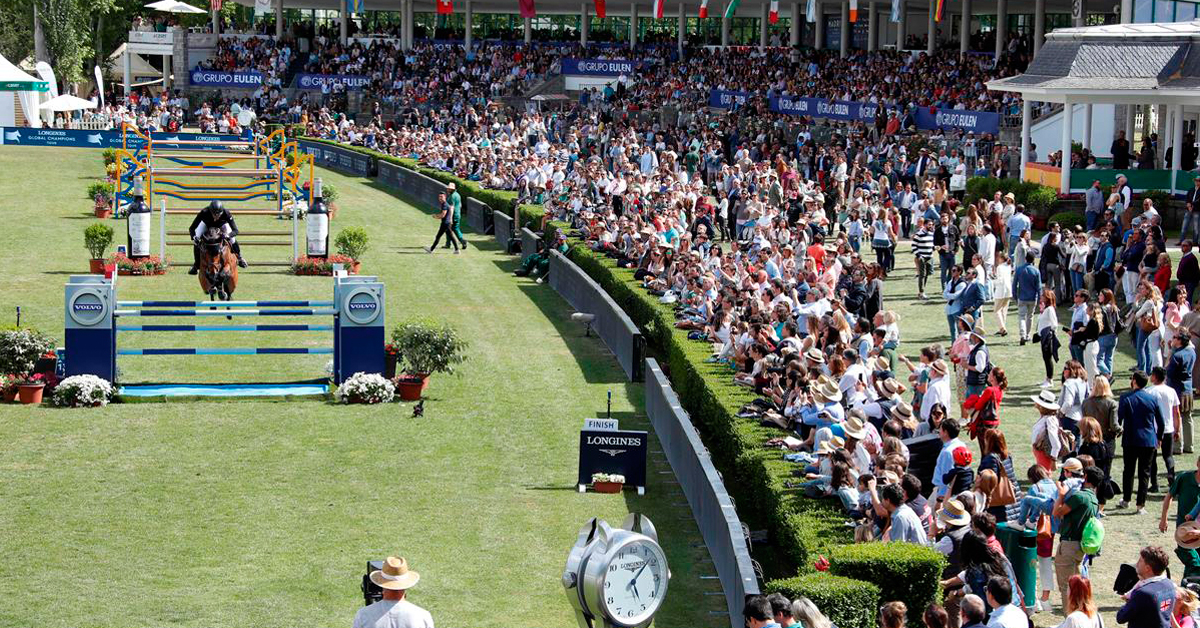 Thumbnail for Longines Global Champions Tour and GCL Cancelled for 2020